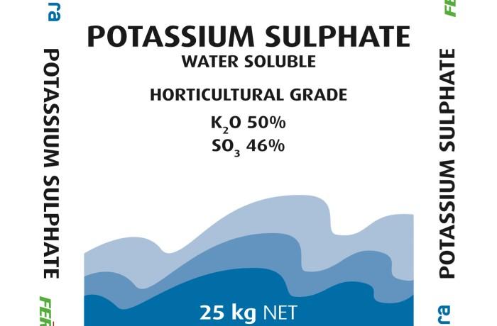KEMIRA Калиев сулфат 0-0-50 100% водоразтворим